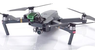 DJI Mavic Pro 變身農用無人機!Sentera 度身訂製 NDVI 感應器