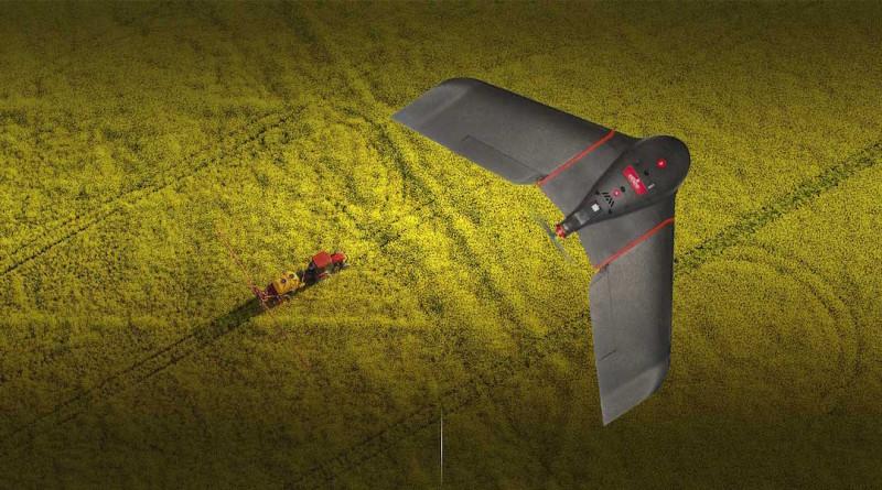 parrot sensefly ebee sq 農用無人機