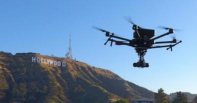 Flying EYE 無人機挾 6K VR 空拍•實時圖傳直播 謀攻影視廣播領域