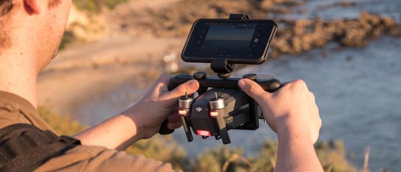 PolarPro Katana 讓 Mavic Pro 變身手持雲台相機