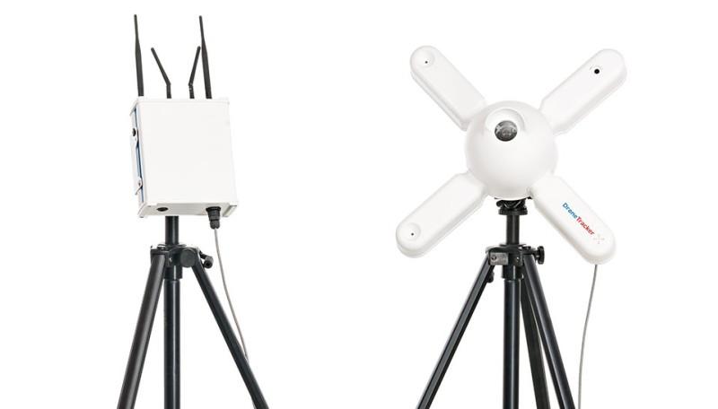 Dedrone DroneTracker Event Kit