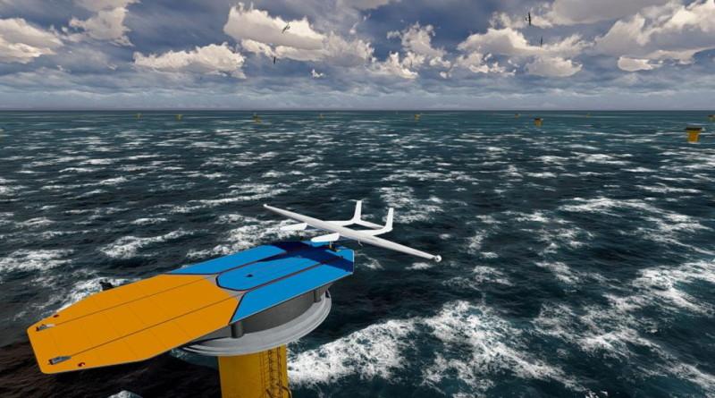 E.ON n Ampyx Power - Airborne Wind Energy System
