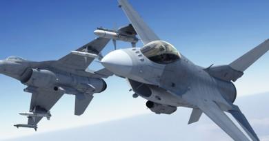 F-16 變身無人機!輔助 F-35 戰機遙距偵察•防禦作戰•強化火力