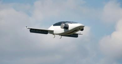 Lilium Jet 空中計程車試飛成功 宣稱比陸路快 5 倍•便宜 N 倍?!