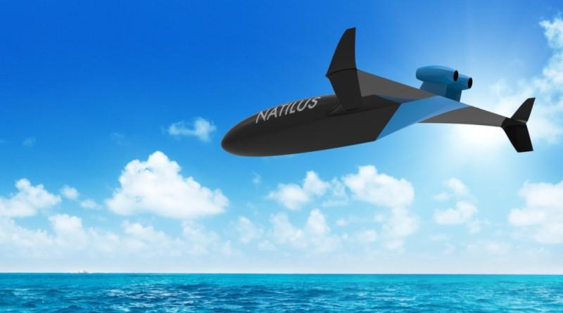 波音 777 大小的貨運無人機 Natilus Drone