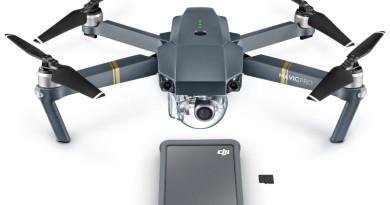 Seagate DJI Fly Drive 外接硬碟登場!坐擁 2TB 容量•兼具 microSD 卡槽