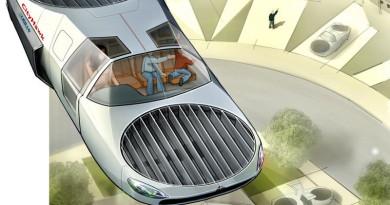 軍用無人機設計改良成飛天汽車!CityHawk 預計 5 年內面世