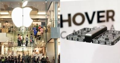 Apple Store 獨家發售 Hover Camera Passport 定價貴絕自拍無人機