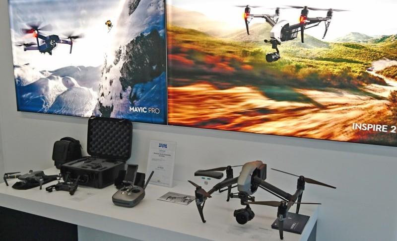 DJI Circle 增值保障服務範圍可涵蓋 Inspire、Phantom、Mavic Pro、Matrice 600 空拍機。