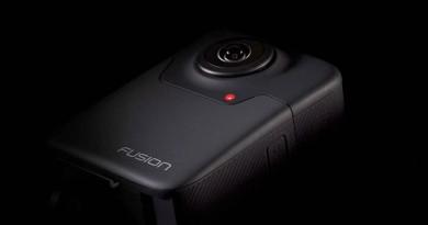 GoPro Fusion 全景攝影機誕生!可錄 5.2K VR 影片 料 2017 秋季登場