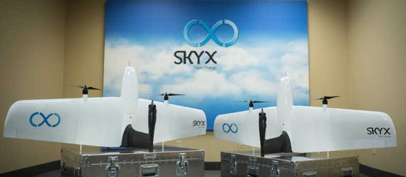 SkyX 早前曾公開展示 SkyOne 的實體原型機。