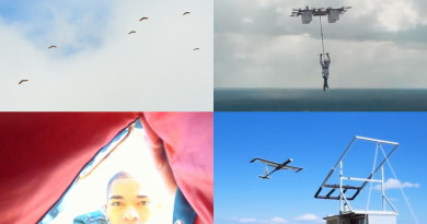 【一周熱話】4 個最新鮮刺激的無人機玩法 #3 人人想試但不夠勇氣