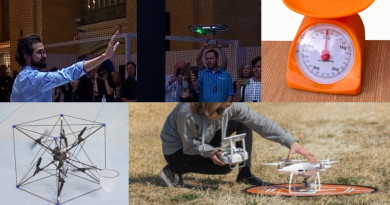【一周熱話】5 個改變世界的無人機新發展 #2 比 DJI Spark 更令人震驚