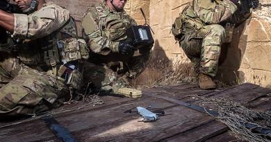 AeroVironment Snipe Nano 折疊式軍用無人機 潛伏敵境偵察無聲無息