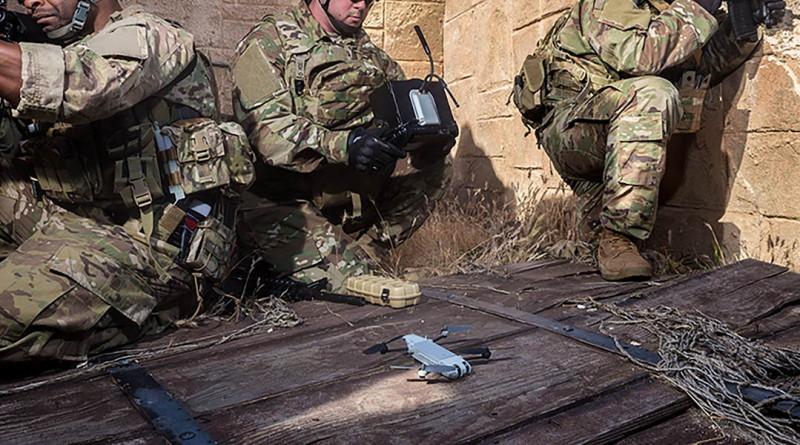 AeroVironment Snipe Nano 折疊式軍用無人機 潛伏敵境偵察