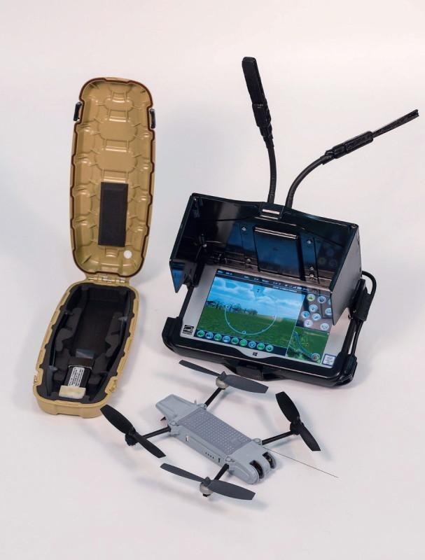 AeroVironment Snipe Nano Quad - 全套