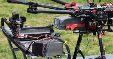 無人機自動化換電系統登場!DroneHome 助延長空拍機續航力