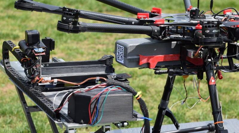 Asylon DroneHome