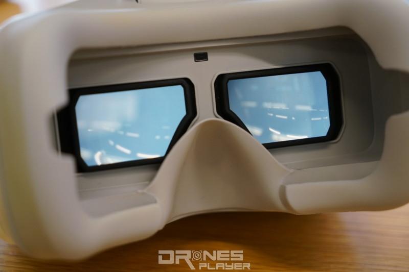 DJI Goggles - 一對屏幕