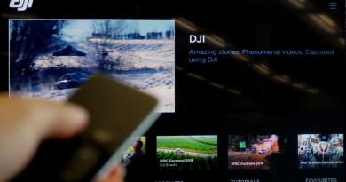 DJI 進駐 Apple TV 平台 電視上觀看全球飛友分享的空拍影片