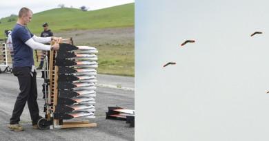 集群無人機攻防戰爆發!UAV 機隊戰術科技跨院校測試始動