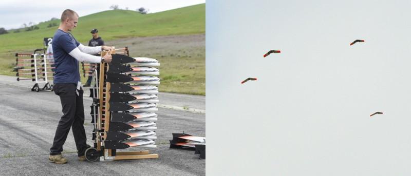 喬治亞理工研究院與美國海軍研究生院以集群無人機對壘