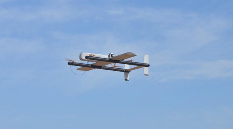 Latitude HQ-40 橫跨城市飛行 97 哩