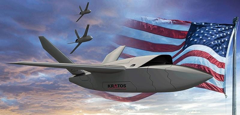 Kratos 現已製造出 3 部 XQ-222 原型機,可望於 2018 年底開始試飛。