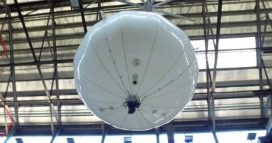 Spacial Halo 氣球無人機擁 3 小時超強續航力 室內飛行安全又寧靜