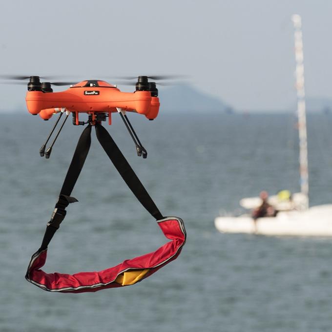 SwellPro Splash Drone 3 - 空投系統