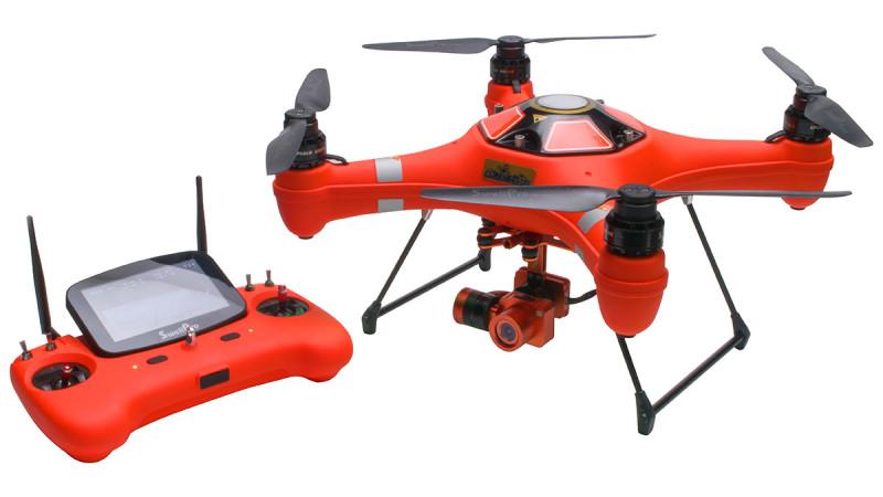 SwellPro Splash Drone 3 連遙控器