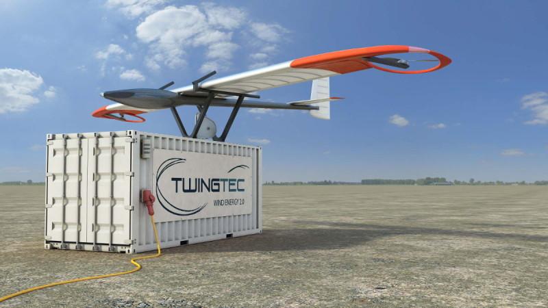 TwingPower TwingTec TT100 在地面
