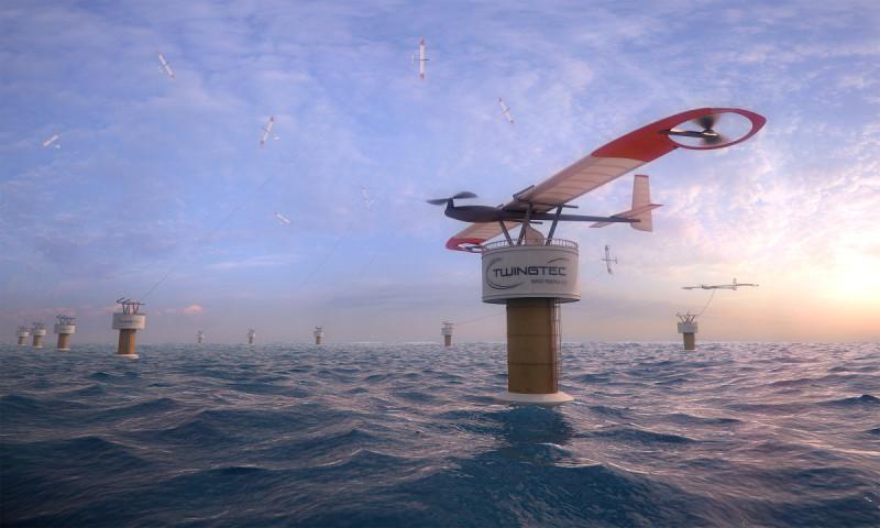 TwingPower TwingTec TT100 在海上