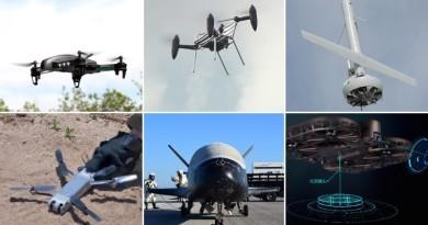 【一周熱話】6 台超新奇設計無人機 #3 完全顛覆你對四軸機的看法