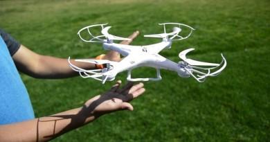 擺脫遙控器!HanDrone 無人機完全用手勢操控 手掌一撥即飛上天