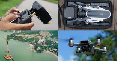 【一周熱話】4 個超實用航拍體驗升級方案 #3 讓 DJI Spark 用家又愛又恨