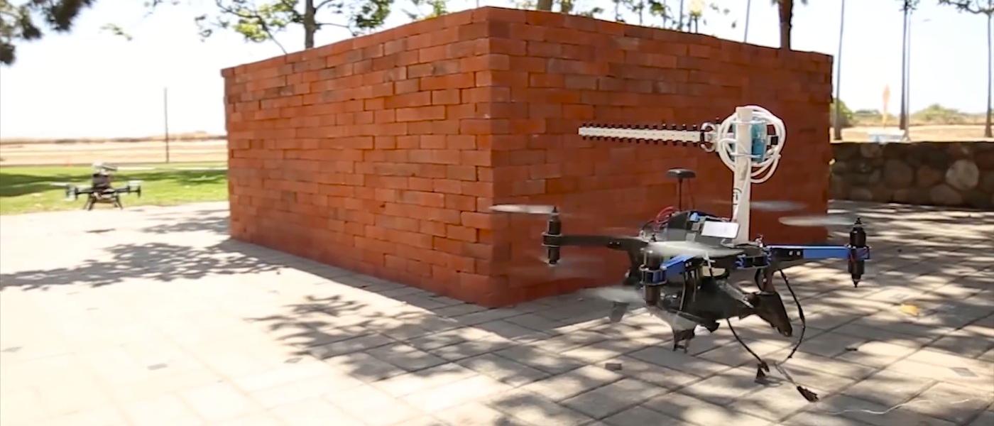 無人機測繪不用相機?光靠 Wi-Fi 訊號連牆後物件也「看」得見!