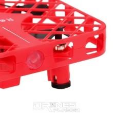 DHD D3 無人機機首設有 LED 燈