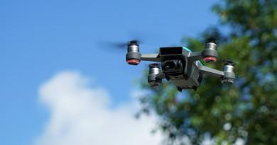 DJI Spark 甫供貨即有韌體更新!一鍵短片可預設飛行距離免撞機