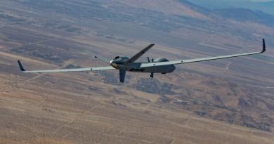 刷新超長續航紀錄!GA-ASI MQ-9B SkyGuardian 無人機連續飛行 48 小時