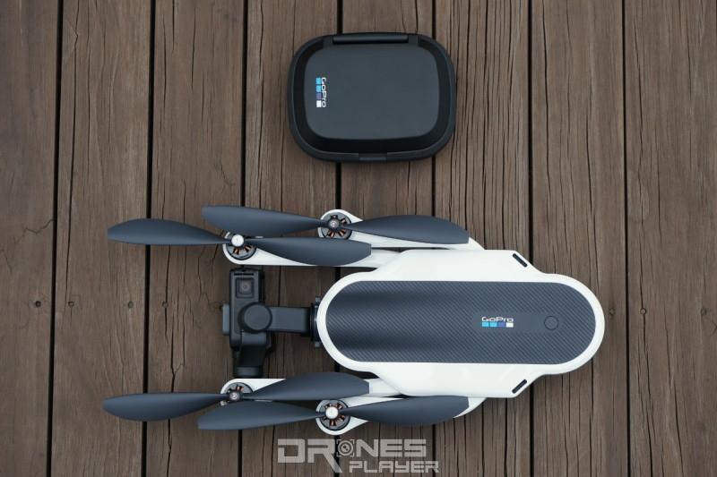 GoPro Karma 無人機和遙控器(折疊)