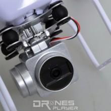 HR SH5HD 無人機機底的航拍相機