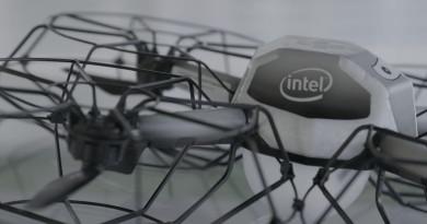 Intel 成奧委會技術夥伴 Shooting Star 無人機進駐東京奧運表演助慶
