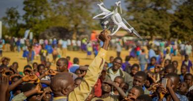 馬拉威無人機空中走廊啟用 夥 UNICEF 提供多元人道服務