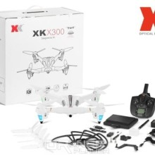 WLtoys XK X300 光流定位航拍機及配件