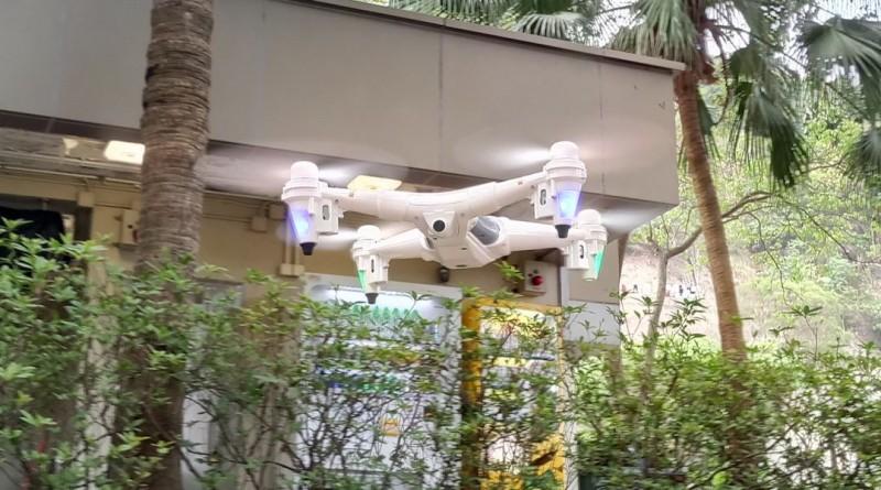 最廉價光流定位無人機 WLtoys XK X300 飛行大考驗