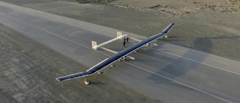中國製太陽能無人機 達至近2萬米高空 可逗留數年