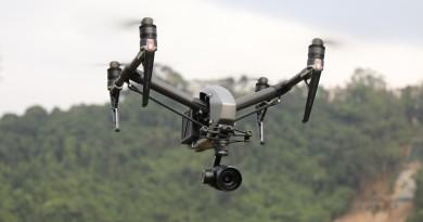 DJI Inspire 2 實測 (上):雙鏡頭飛行 + Spotlight Pro 運鏡效果佳!