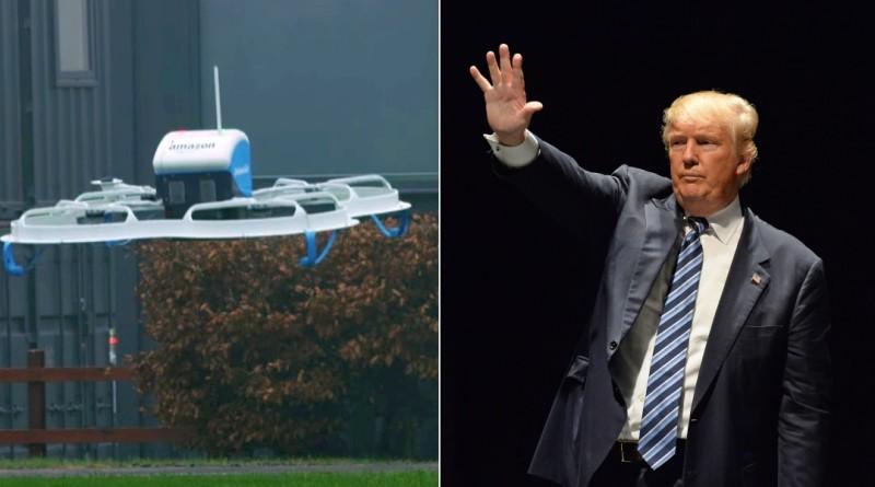 川普擬將美國空管私有化 無人機產業料受惠