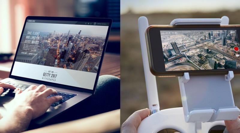 投稿到 DroneBase 是空拍師在 Getty Images 出售作品的捷徑